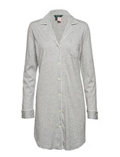 Lrl Hammond Knit Collar Sleepshirt